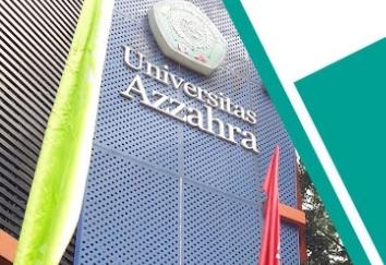 Penyerahan Zakat ReINDO kepada Universitas Azzahra