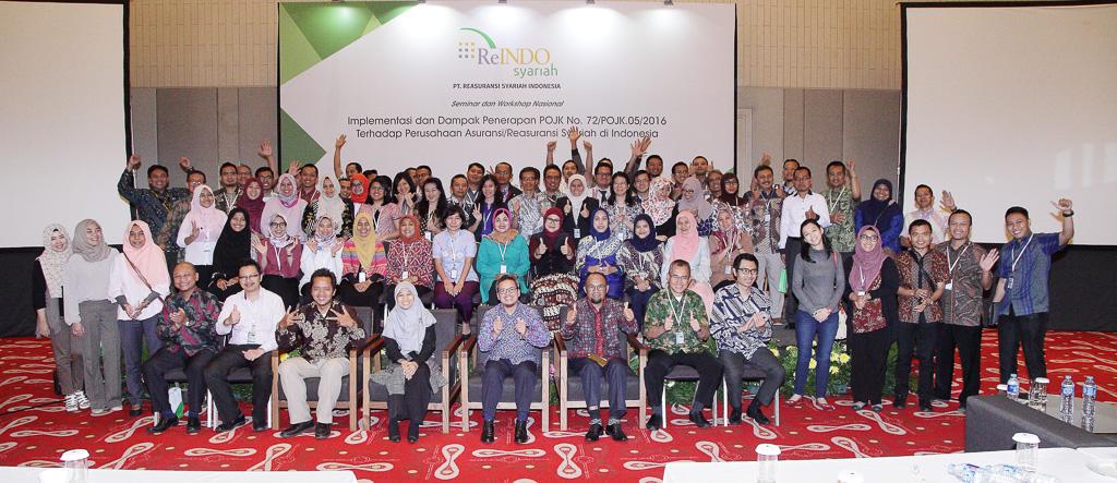Seminar dan Workshop Nasional PT. Reasuransi Syariah Indonesia (REINDO Syariah)